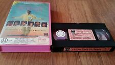 I LOVE YOU TO DEATH - KEVIN CLINE, TRACEY ULLMAN, RIVER PHOENIX -  VHS VIDEO