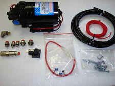 WATER Injection KIT Boost Power TURBO COOLER COMPRESSORE TUNING
