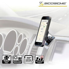 Scosche MagicMount magnetici Holder per Cellulare Smart Phone iPhone iPod SAT NAV