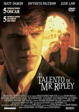 PELICULA DVD EL TALENTO DE MR. RIPLEY PRECINTADA