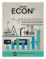 ECON MICRO (with ECON MICRO Online, 1 term (6 months) Printed Access Card)