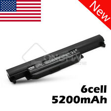 6 Cells Replacement Battery A32-K55 for ASUS U57A X45A X45C X45U X55A X55C X55U