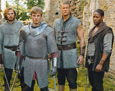 Rupert Young and Tom Hopper UNSIGNED photo - 3460 - Merlin