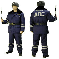 Winter suit Russian DPS GIBDD Traffic Police JACKET AND PANTS by ANA