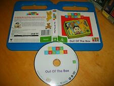 DVD *PLAY SCHOOL - OUT OF THE BOX* ABC For Kids Australian Issue - Pal Region 4!