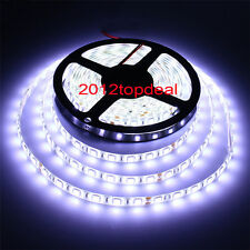 5M DC24V 5050 SMD 300LEDs Cold White Flexible LED Strip Light Waterproof IP65