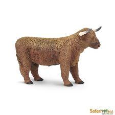 Vache Highland Écossais 13 cm série Ferme Safari Ltd 162329 nouveauté 2017