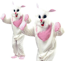 Adult Full Bunny Rabbit Suit Fancy Dress Costume Outfit