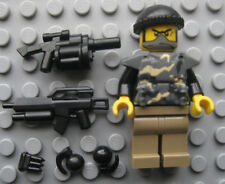 Lego Custom SPECIAL FORCES COMMANDO Minifigure Brickforge Military Army