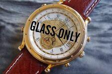 ORIGINAL SEIKO GLASS FOR Age of Discovery Perpetual Calendar 6M13-0010 6M13-0014