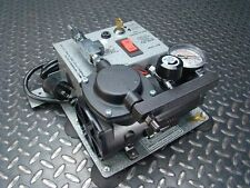12V DC Thomas Vacuum Pump / Compressor 107 Diaphragm with 115/230 VAC Converter