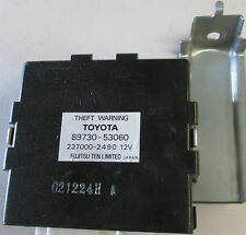 02 LEXUS IS300 COMPUTER COMPUTER THEFT WARNING CONTROL UNIT MODULE 89730-53060