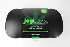 Stashboxx Joyboxx Locking Hygienic Smoking Bowl Hookah Pipe Storage Stash Box