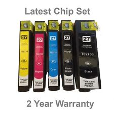 5 Pack  T273XL 273XL NON-Oem ink  for Epson Expression Premium XP-610