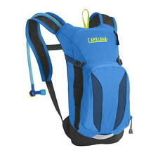 CamelBak Kids Mini M.U.L.E. 50 oz Electric Blue/Poseidon Blue 62416