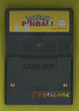 POKEMON PINBALL Game Boy Gb Versione Europea »»»»» SOLO CARTUCCIA
