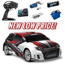 Traxxas LaTrax Rally 1/18 4WD RTR Rally Racer w Radio / Battery / Charger RED