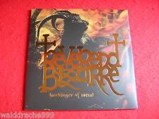 Le révérend bizarre-Harbinger of metal, svart svr 003 2 LP set 2009, Lim. or