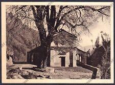 TORINO LEMIE 06 SANTUARIO degli OLMETTI Cartolina viaggiata 1952