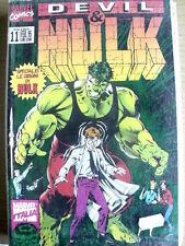 Devil & Hulk n°11 1995 ed. Marvel Italia Comics  [G.176]