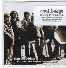 (BY331) Tim Robbins & The Rogues Gallery Band, 2010 Album - DJ CD