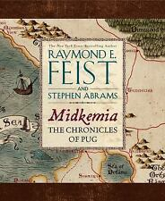 Midkemia: The Chronicles of Pug by Raymond E. Feist Hardcover Book (English)