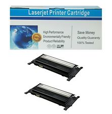 2pk CLT-409S CLT-K409S Black Toner Cartridge For Samsung CLP-310N CLP-315W