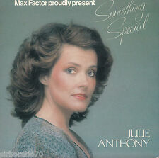 JULIE ANTHONY Something Special EP - Promo