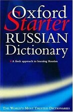 The Oxford Starter Russian Dictionary (1997, UK-Paperback)