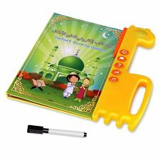 Islamic Education Baby TOYS Quran Skills Develop Arabic English Learning E Book