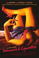 ROMANCE AND CIGARETTES Movie POSTER 11x17 James Gandolfini Susan Sarandon Kate