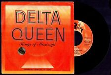 "KINGS OF MISSISSIPI - Delta Queen / Once Bitten, Twice Shy - SPAIN SG 7"" 1972"