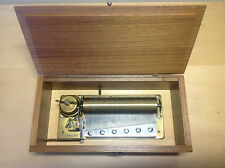 Like New - Caja Música REUGE Music Box - Guido Waltz 3 parts 200 Special Edition