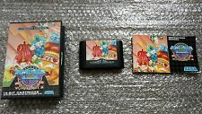 wonderboy 3 monster land MEGA DRIVE RARE GAME BARGAIN