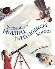 Becoming a Multiple Intelligences School-ExLibrary