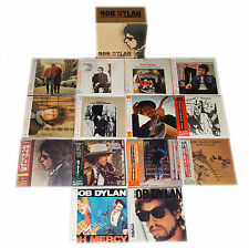 Bob Dylan - 14 Mini LP CD Japan 2004 + BOX VERY RARE OOP COMPLETE!!
