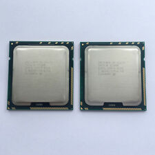 2x Intel Xeon X5675 3,06 GHz SLBYL 6-Core Sockel 1366 Prozessor Matched Pair