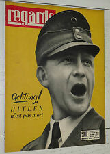 REGARDS N°369 1953 DEUTSCHLAND BRD ADENAUER DENAZIFICATION EN QUESTION BERLIN