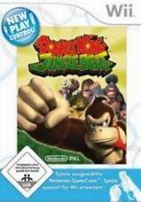 Nintendo Wii +Wii U DONKEY KONG JUNGLE BEAT DEUTSCH Sehr guter Zustand