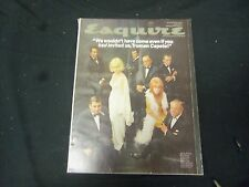 1967 DECEMBER ESQUIRE MAGAZINE - GREAT COVER, PHOTOS AND ADS - ST 2574