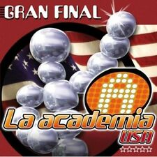 Lo Mejor de La Academia USA Gran Final 10 track cd NEW!
