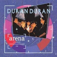 "DURAN DURAN ""ARENA LIVE"" CD NEUWARE"
