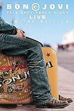Bon Jovi: This Left Feels Right [DVD] Limited Edition 2 disc set Live at Borgata