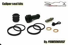 Suzuki SV 650 front brake caliper seal repair rebuild kit X Y 1999 2000
