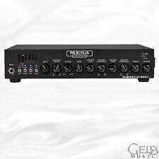 Mesa Boogie D-800+ Bass Amplifier Head - 6.D800PLUS