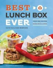 Best Lunch Box Ever: Ideas and Recipes for School Lunches Kids Will Love: Morfo