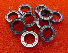 10 PCS - 6700ZZ (10x15x4 mm) Metal Shielded High Precision Ball Bearing