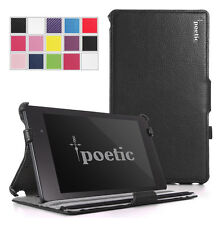 Poetic Google ASUS Nexus 7 Inch 2nd Gen 2013 Cover Case Stand -StrapBack Black