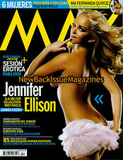 Spanish Max 6/08,Jennifer Ellison,Maria Fernanda,June 2008,NEW