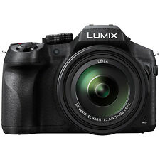 Panasonic DMC-FZ330EBK Bridge Camera with 25-600mm LEICA Lens, 4K Ultra HD, 12MP